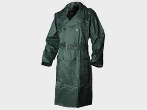 장교우의(Officer's raincoat)