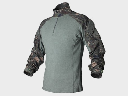 안티번 전술 컴뱃셔츠 (Anti-burn tactical combat shirt)