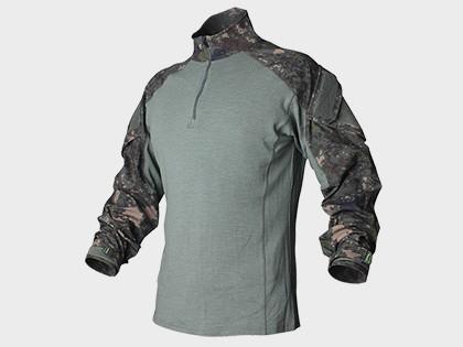 안티번 전술 컴뱃셔츠 (Anti-burn tactical combat shirt)