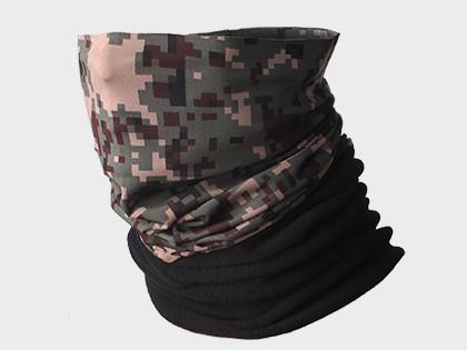 방한 이중 버프 (2 Layers Multi Sacarf)