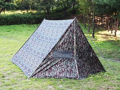 A형텐트 (Military A Tent)