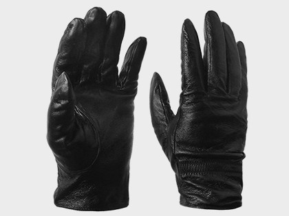 외출용 가죽장갑 (Leather Gloves)