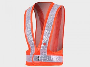 LED고휘도 안전조끼<br />(High Brightness LED safety vest)