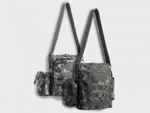 3-2 몰리 크로스백 (3 Layers 2 Pockets MOLLE Cross Bag)
