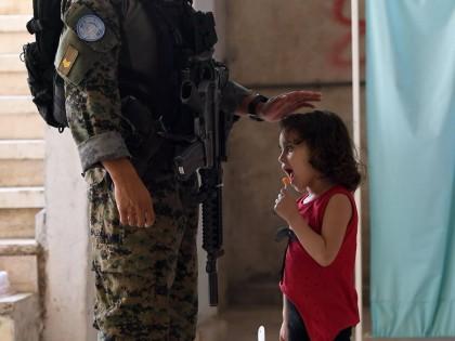 레바논 평화유지단 – 동명 부대 Unifil Rokbatt